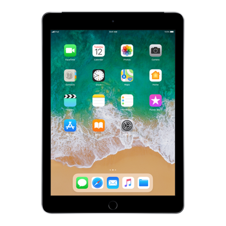 iPad 6th Gen (2018)